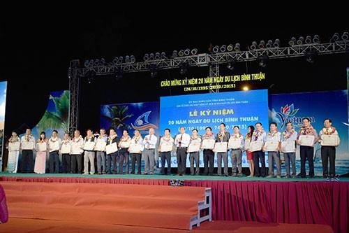 Провинция Биньтхуан станет туристическим центром во Вьетнаме - ảnh 1