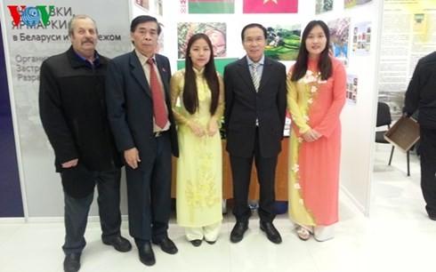 Вьетнам принял участие в выставке-ярмарке в Беларуси - ảnh 1
