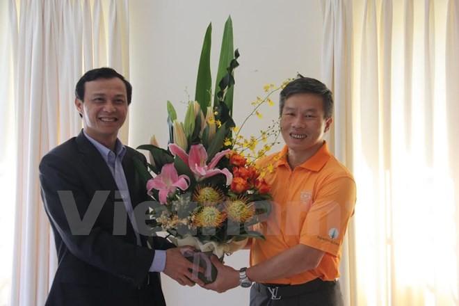 В Австралии открылось ещё научно-технологическое представительство Вьетнама - ảnh 1