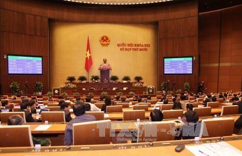 НС СРВ совершенствует законодательную систему в соответствии с конституцией страны - ảnh 1
