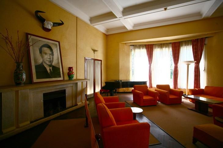 Летний особняк короля Бао Дая в Далате - ảnh 5