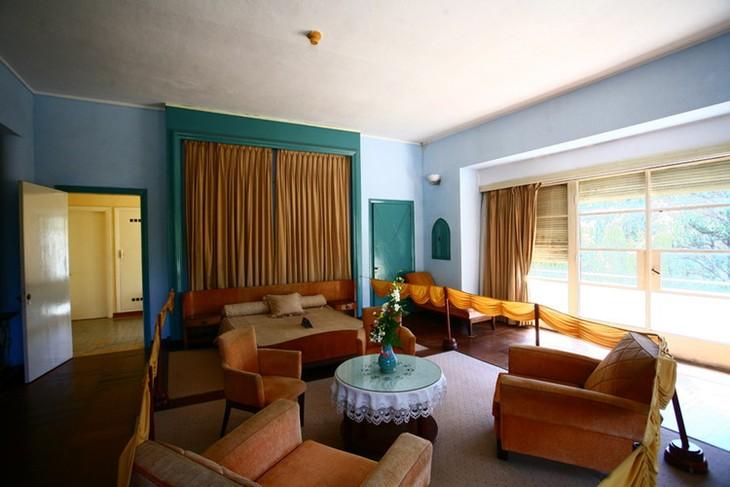 Летний особняк короля Бао Дая в Далате - ảnh 13