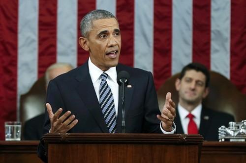 Послание Обамы к нации даёт демократам преимущества в предвыборной кампании - ảnh 1
