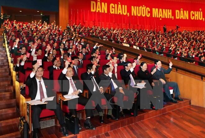 В Ханое прошло подготовительное совещание к 12-му съезду Компартии Вьетнама - ảnh 1