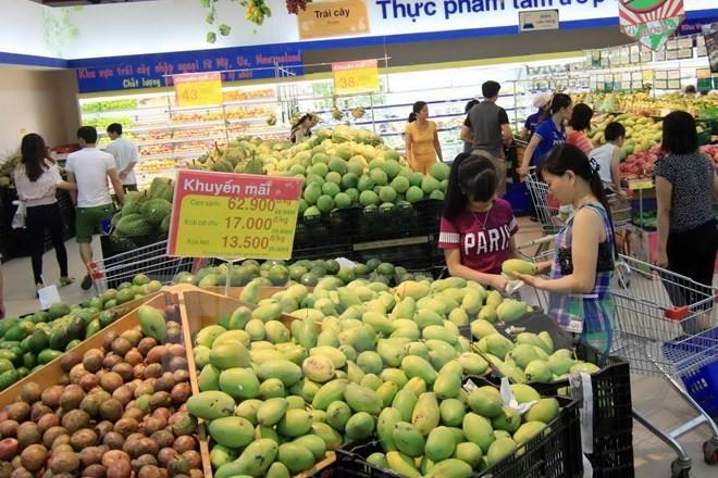 ИПЦ во Вьетнаме в январе не изменился по сравнению с предыдущим месяцем - ảnh 1