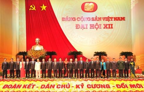 Жители всей страны верят в то, что на 12-м съезде Компартии будут избраны достойные члены ЦК КПВ - ảnh 1