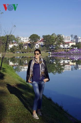 Поэтичное озеро Суан Хыонг в Далате - ảnh 8