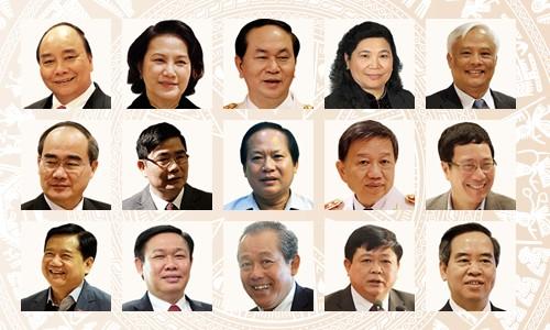 Жители страны верят в членов ЦК Компартии Вьетнама нового созыва - ảnh 2