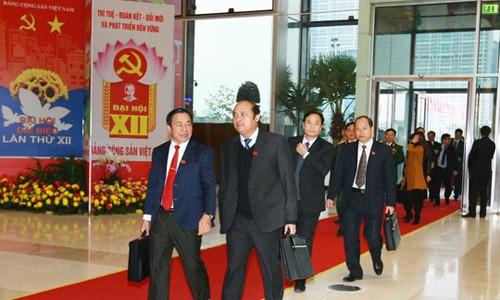 Жители страны верят в членов ЦК Компартии Вьетнама нового созыва - ảnh 1