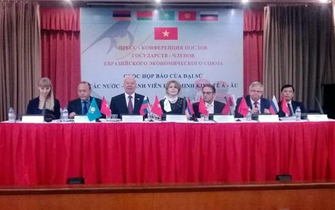 Новые перспективы торгово-экономических отношений между Вьетнамом и ЕАЭС - ảnh 1