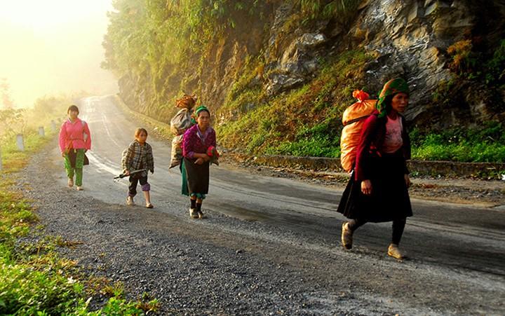 Местечко Донгван в красивейший сезон года - ảnh 7