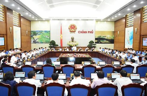 Состоялось октябрьское заседание вьетнамского правительства - ảnh 2