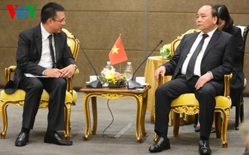Премьер Вьетнама принял председателя Общества таиландско-вьетнамской дружбы - ảnh 2