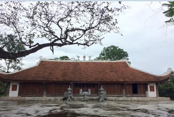 Общинный дом – сооружение, тесно связанное с историей деревни - ảnh 2