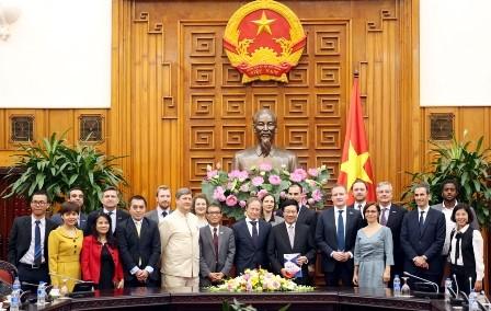EuroCham активизирует экономическое сотрудничество с Вьетнамом - ảnh 1