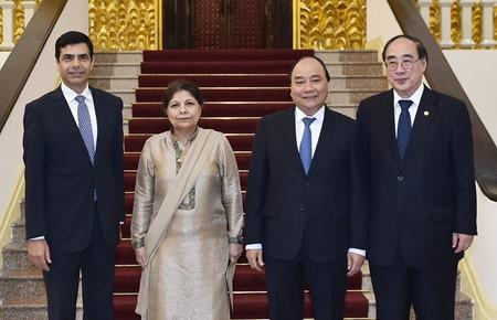 Нгуен Суан Фук: Вьетнам – активный и ответственный член ООН - ảnh 1