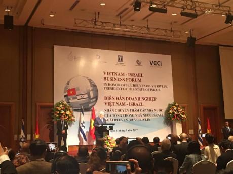 Вьетнам и Израиль активизируют сотрудничество в сфере труда - ảnh 1