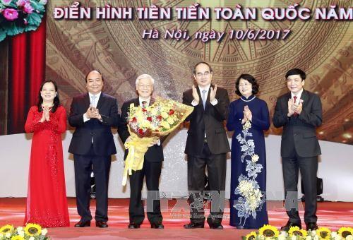 Во Вьетнаме названы лучшие граждане страны - ảnh 2