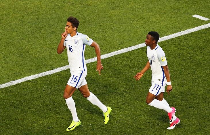 Молодёжная сборная Англии по футболу стала чемпионом мира - ảnh 1