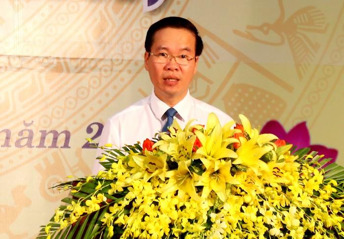 60-летие со дня посещения президентом Хо Ши Мином провинции Куангбинь - ảnh 1
