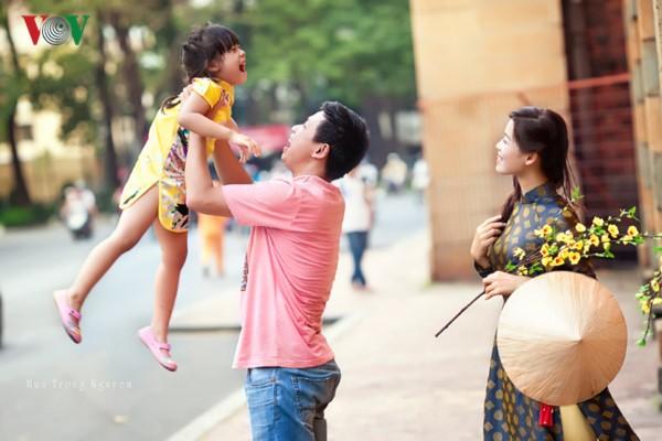 По всей стране отмечается День вьетнамской семьи - ảnh 1