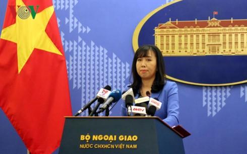 Вьетнам резко осуждает все виды похищения и зверского убийства людей - ảnh 1
