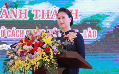 Вьетнам и Лаос: верные, бескорыстные и прочные отношения - ảnh 1
