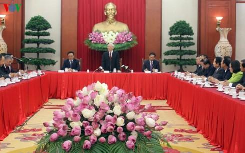 Необходимо активизировать распространение информации о Вьетнаме среди зарубежных друзей - ảnh 1