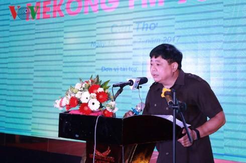 Состоялась презентация автоканала радио «Голос Вьетнама» в дельте реки Меконг - ảnh 1