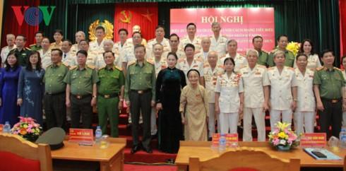 Во Вьетнаме чествованы представители народной милиции, имеющие заслуги перед Отечеством - ảnh 1