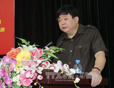 В Ханое прошло 2-е заседание Центрального совета теории, литературной критики и искусства - ảnh 1
