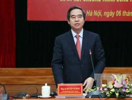 Нгуен Ван Бинь принял замглавы Южнокорейского агентства по международному сотрудничеству - ảnh 1