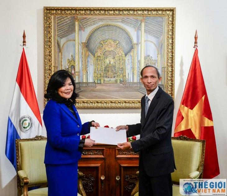 Вьетнам и Парагвай имеют потенциал для сотрудничества в разных сферах - ảnh 1