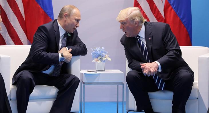Санкции США препятствуют нормализации отношений с Россией - ảnh 1