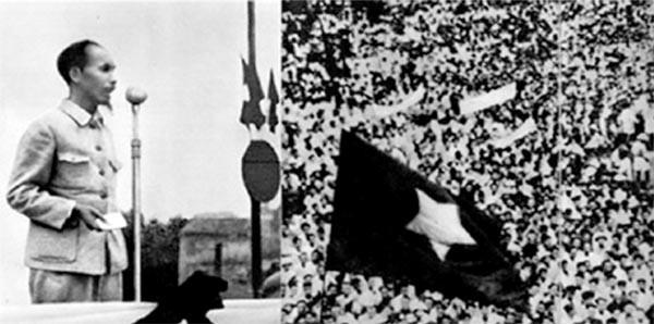 Ради вечной независимости и свободы, завоеванной в результате осенней революции - ảnh 1