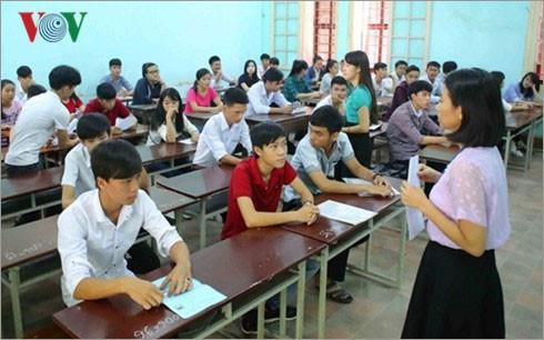 Во Вьетнаме в школьную программу будет включен предмет прав человека - ảnh 1