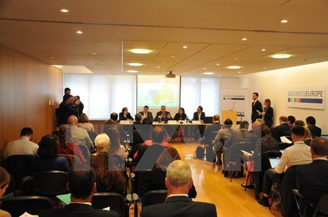 Содействие Соглашению о ЗСТ между Вьетнамом и ЕС - ảnh 1