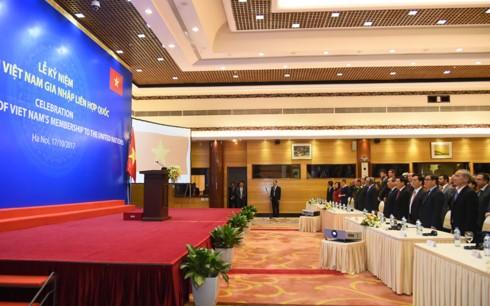 Вьетнам гордится своим 40-летним членством в ООН - ảnh 2