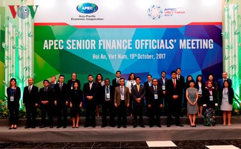 Конференция министров финансов АТЭС 2017 намечена на 19-21 октября - ảnh 1