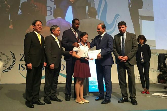 Письмо вьетнамской школьницы, завоевавшее первый приз на 45-м Международном конкурсе писем UPU - ảnh 1