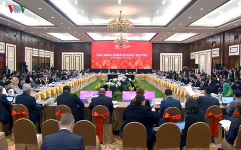 Участники Недели саммита АТЭС высоко оценили роль Вьетнама в качестве страны-хозяйки - ảnh 1
