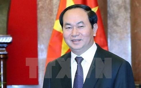 Чан Дай Куанг: АТЭС 2017 подтверждает роль и позиции Вьетнама на мировой арене - ảnh 1