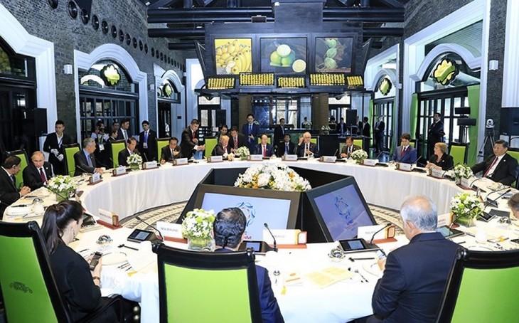 Успех Года АТЭС 2017 и позиции Вьетнама на мировой арене - ảnh 2