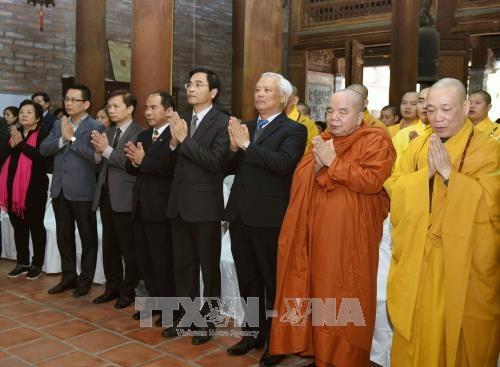 Состоялась церемония почтения памяти погибших в результате бомбардировок Ханоя в 1972 году - ảnh 1
