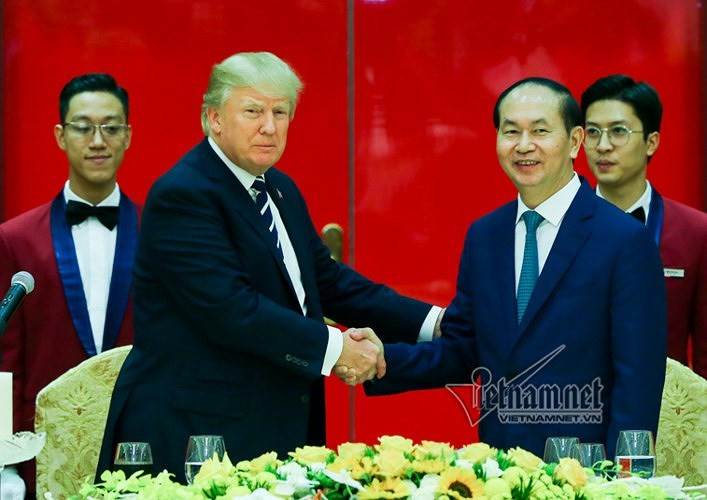 Важные вехи в дипотношениях между Вьетнамом и партнёрами в 2017 году - ảnh 1