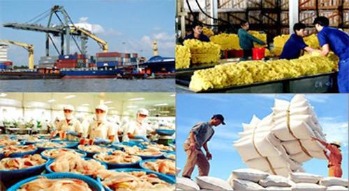 Впечатляющие цифры вьетнамского экспорта в 2017 году - ảnh 1