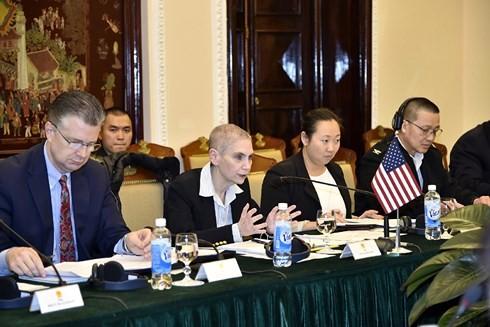 Состоялся 9-й вьетнамо-американский диалог по вопросам политики, безопасности и обороны - ảnh 2
