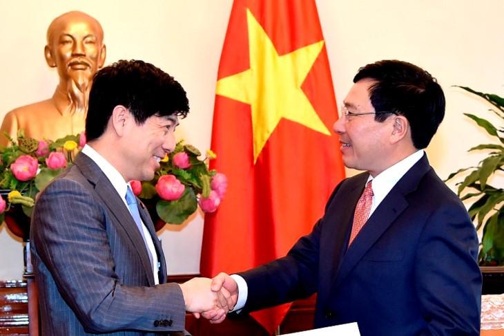 Вьетнам высоко оценивает оказанную Японией ОПР для социально-экономического развития - ảnh 1