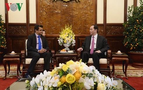 Вьетнам поощряет индийские предприятия вложить капитал в нашу страну - ảnh 1