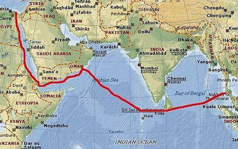 Япония отдает приоритет усилению морской безопасности в Индийском океане - ảnh 1